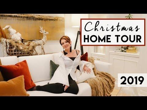 Christmas Decorating Home Tour by Interior Designer Rebecca Robeson