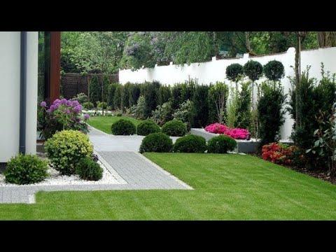 Beautiful small garden landscaping ideas pt1