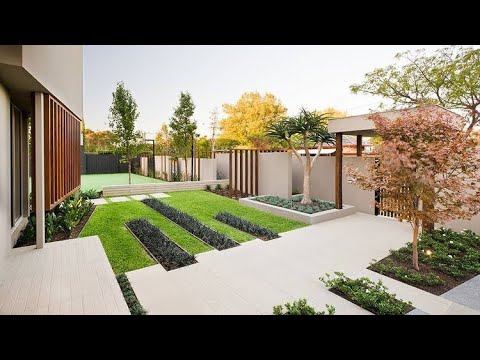 PERFECT FRONT GARDEN AND LANDSCAPING IDEAS