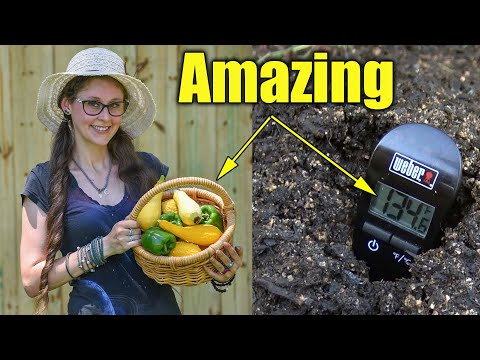 Amazing Results Organic Garden Compost Fertilizer