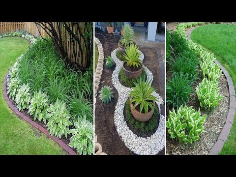 51+ Simple Front Yard Landscaping Ideas on A Budget 2020 | diy garden