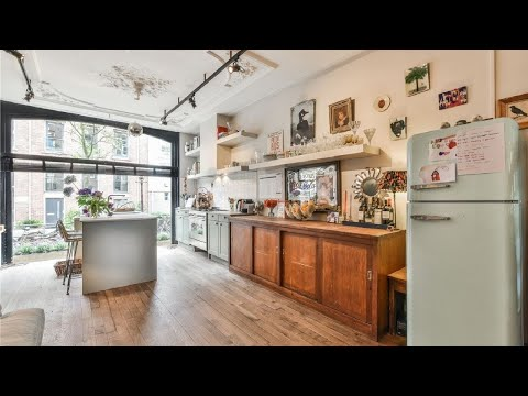 playful industrial home @Amsterdam ▸ interior design