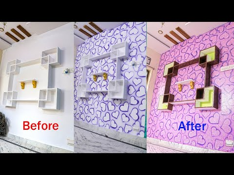 Easy wall painting ideas for interior design