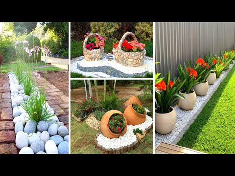 68 awesome tips and ideas using rocks to upgrade your garden