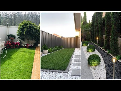 Best small garden landscaping ideas 2021 – Backyard and front yard design