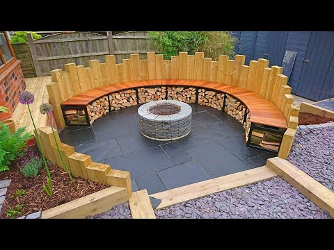 Cozy backyard! 40 amazing landscaping ideas!